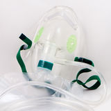 Oxygen Mask with Bag. Royalty Free Stock Photos