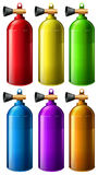 Oxygen tank Stock Photos