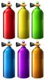 Oxygen tank Stock Photos