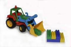 ?oy Traktor Stockfoto