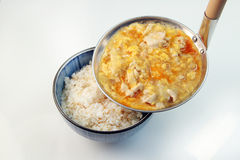 Oyakodon Photo stock