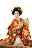 Oyama ningyo doll Royalty Free Stock Photo