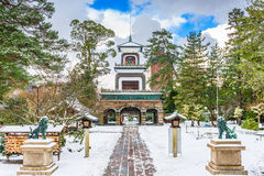 Free Oyama Shrine In Kanazawa Royalty Free Stock Photo - 86856885