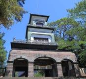 Famous Oyama Shrine Kanazawa Japan  Stock Image