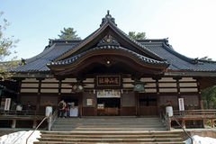 Oyama Shrine Royalty Free Stock Image