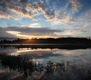 oyat rzeka zdjęcie stock