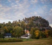 Oybin, Alemanha Fotos de Stock Royalty Free