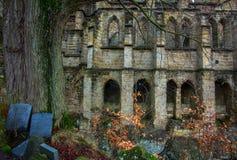 Oybin kościół przyklasztorny Fotografia Stock