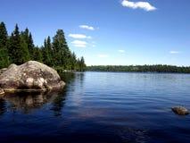Oyster湖 库存照片