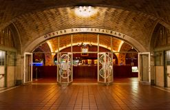 New York - Grand Central Oyster Bar & Restaurant Royalty Free Stock Images