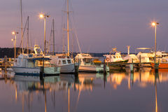 Oyster Harbour Marina Stock Photos
