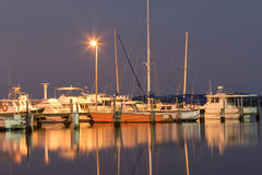 Oyster Harbour Marina Royalty Free Stock Images