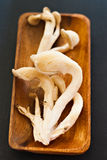 Oyster mushrooms Stock Photo