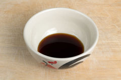 Oyster sauce Royalty Free Stock Images