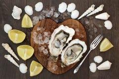Oyster Shellfish Stock Photos