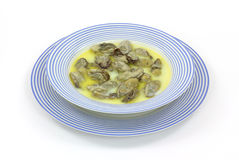 Oyster stew Royalty Free Stock Photos