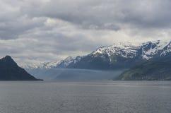 Oystre Slidr Oppland Норвегия Стоковые Изображения RF