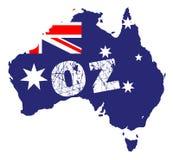 OZ Royalty Free Stock Photography