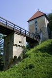 Ozalj alte Stadt Stockbilder