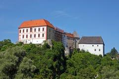 Ozalj Castle, Κροατία Στοκ εικόνα με δικαίωμα ελεύθερης χρήσης