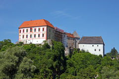Ozalj Castle, Croatia Royalty Free Stock Image