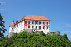 Ozalj Castle, Croatia Stock Photography