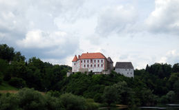 Ozalj Castle, Croatia Stock Photos