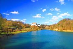 Ozalj i Kroatien arkivfoto