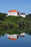 Ozalj-Schloss, Kroatien Stockfotos