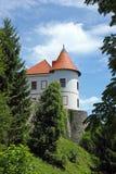Ozalj slott, Kroatien Arkivfoto
