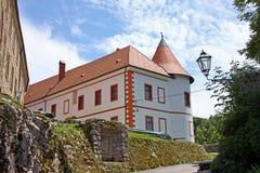 Ozalj slott, Kroatien Royaltyfria Bilder