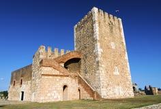 Ozama fästning, Dominikanska republiken Royaltyfri Foto