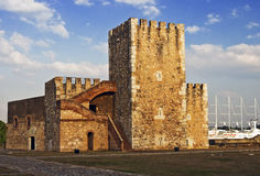 Ozama Fortress Royalty Free Stock Photography