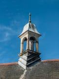 Ozdobna Dachowa wieżyczka Fotografia Royalty Free