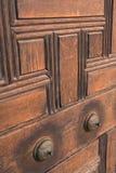Ozdobny drzwi Błękitny meczet, Istanbuł, Turcja Obraz Stock