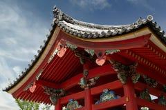 Dzwonkowy wierza dach Obrazy Royalty Free