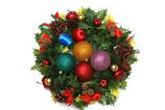 ozdoby świąteczne Zdjęcia Stock