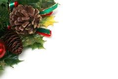ozdoby świąteczne Obrazy Royalty Free