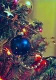 ozdoby świąteczne Zdjęcie Stock