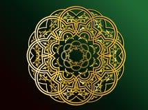 ozdoby arabskich Zdjęcie Royalty Free