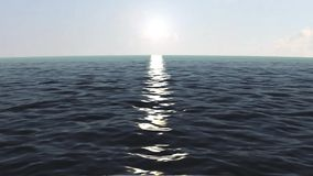 Ozean stock video