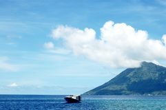 Ozean lizenzfreies stockfoto