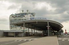 Ozean-Anschluss, Southampton Lizenzfreie Stockfotografie