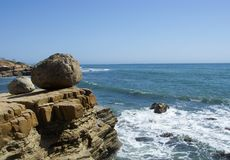 Ozean-Ansicht 1 Lizenzfreies Stockfoto