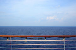 Ozean-Ansicht Stockbild