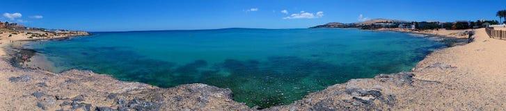 Ozean Fuerte Ventura Stockfotos