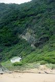 Ozean-Häuschen Stockbilder