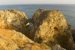 Ozean-Höhle stockbilder
