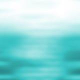 Ozean-Hintergrund Stockfoto