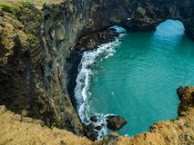 Ozean island stockfotografie